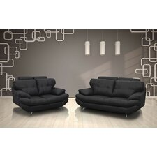 Sandy 2 Piece Living Room Set