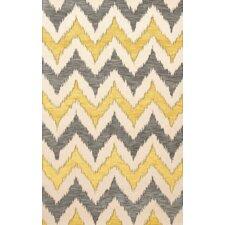 Bella Beige/Gray/Yellow Area Rug