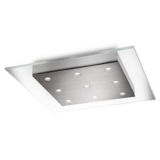 Matrix 9-Light Flush Mount