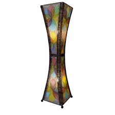 "Hour Glass Large 48"" Floor Lamp"