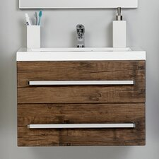 Abita 60cm Wall Mounted Vanity Unit