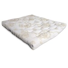 "6"" Cotton Futon Mattress"