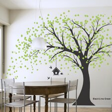 Trees And Flower Wall Decals Youu0027ll Love   Wayfair