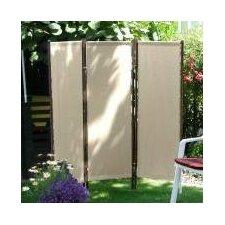 Classic 156cm x 150cm 3 Panel Room Divider