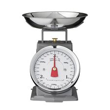 Mechanic Metal Kitchen Scale
