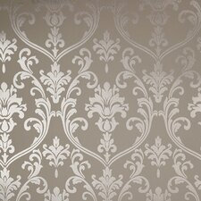 Palladio 10m L x 52cm W Damask Roll Wallpaper