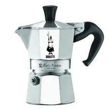 Moka Express 1 Cup Stovetop Espresso Maker