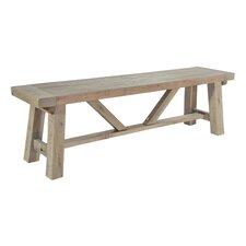 Bearpaw Wood Dining Bench