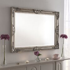 Traditional Framed Mirror
