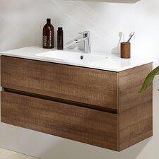 60 cm wandbefestigter Waschbeckenunterschrank Limited Edition