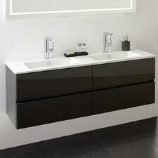 Limited Edition 60cm Wall Mounted Vanity Unit