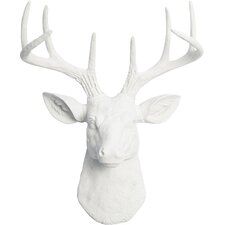 The Mini Templeton Small Faux Deer Head Wall Décor