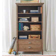 "Driftwood Park 58"" Standard Bookcase"