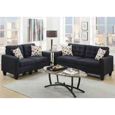 Callanan Sofa and Loveseat Set