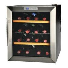 16 Bottle Single Zone Freestanding Wine Cooler