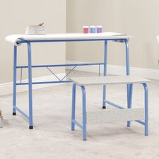 Project Center Writing Desk and Chair Set