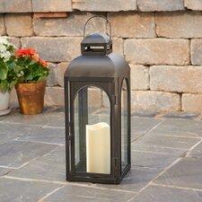 Moreno Lantern with LED Candle
