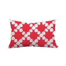 Round the Way Polka Dot Lumbar Polyester Pillow