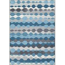 Horizons Blue/Gray Area Rug
