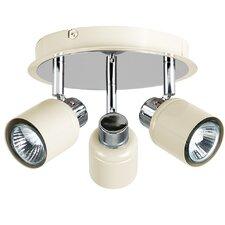 Benton 3 Light Ceiling Spotlight