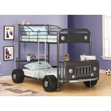 Bus Car Bunk Bed