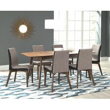 Frederik II 7 Piece Dining Set
