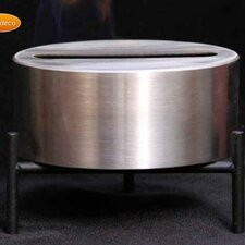 Stainless Steel Bio-ethanol Fire Pit