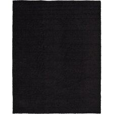 Lilah Black Area Rug