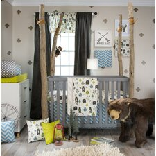 North Country 3 Piece Crib Bedding Set
