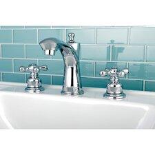 Victorian Lavatory Faucet Double Handle