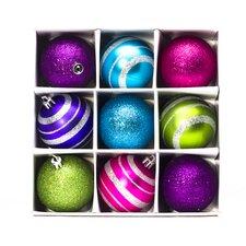 9 Piece Ornament Set