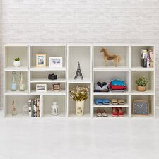 "Rome Storage 44"" Cube Unit Bookcase"