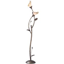 169 cm Design-Stehlampe Ella