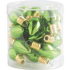 Green Glass Light Bulbs