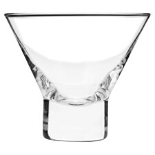 Raye Stemless 7.5 oz. Martini Glass (Set of 2)
