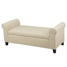 Varian Upholstered Storage Bedroom Bench