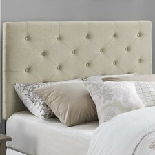 Schwartz Full/Queen Upholstered Panel Headboard