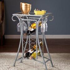 Herbert 10 Bottle Floor Wine Rack