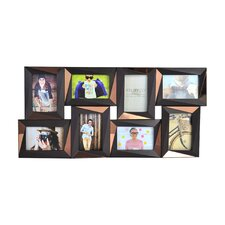 8 opening dimensional collage frame