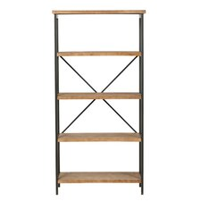 "Parthenia 69"" Etagere Bookcase"