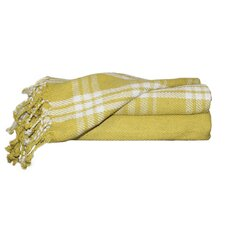 Southington 100% Cotton Throw Blanket