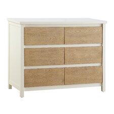 Hayden 6 Drawer Dresser
