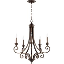 Bryant 5-Light Candle-Style Chandelier