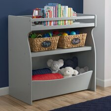 2-in-1 Changing Table and Storage Unit by Delta