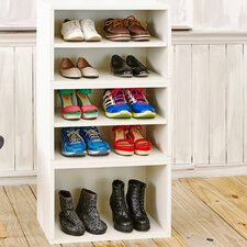 "Pisa Storage 44"" Shoe Rack"