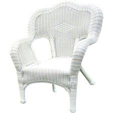 Wyndmoor  Wicker Resin Steel Deep Seated Patio Chair (Set of 2)