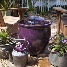 Lit Container Fountain Kit