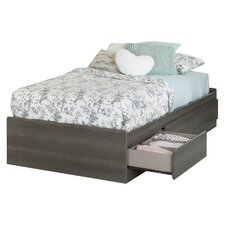 Savannah Twin Mate's Bed with Drawers
