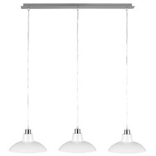 Capitol 3-Light Kitchen Island Pendant