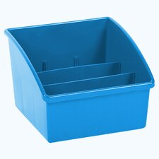 Reading Book Stackable Cubby Bin (Set of 5)